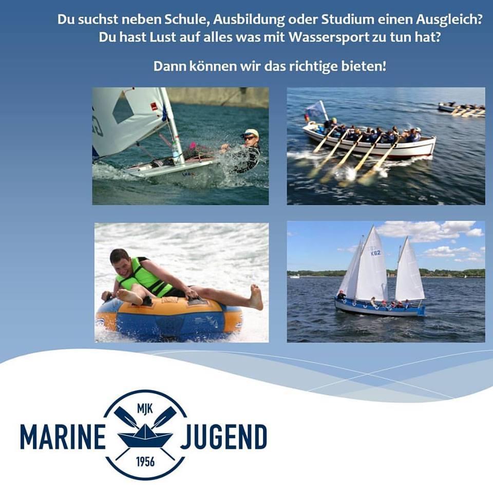 Aktivitäten Marine-Jugend